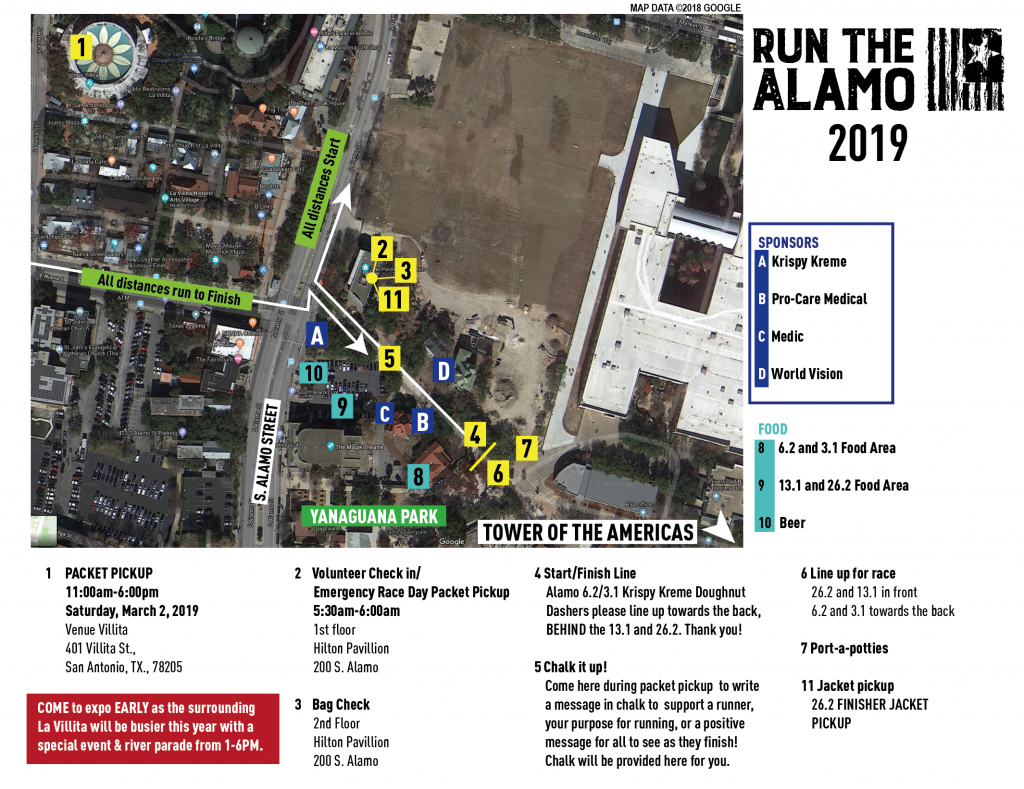 Run The Alamo-overview